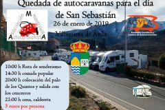 2019 ENERO - Villanueva de Ávila (Ávila)